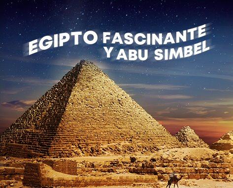Circuitos por egipto